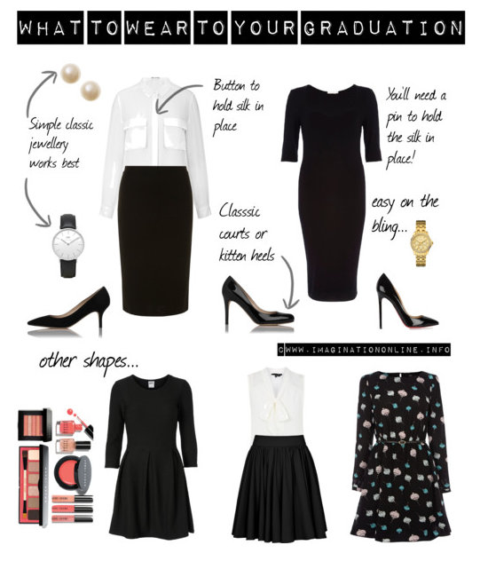 What to Wear: To a Graduation